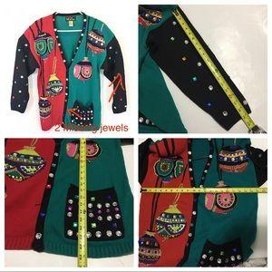 Lisa Nichols Sweaters - Vintage Ugly Christmas Sweater - Lisa Nichols
